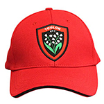 Casquette Rouge RCT